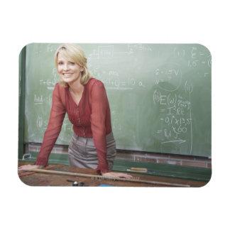A school teacher magnet