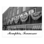 A. Schwab store Memphis Tennessee Postcards