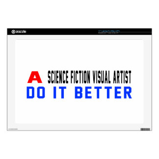 A Science fiction visual artist Do It Better Skin For Laptop
