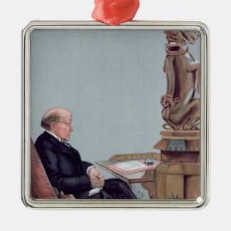 A Scots Lawyer Metal Ornament