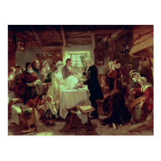 A Scottish Christening Postcards