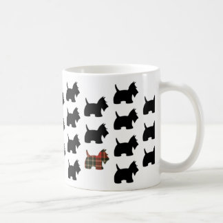 a Scotty Dog Mug