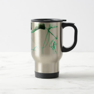 A Scribble or a Scrawl Travel Mug