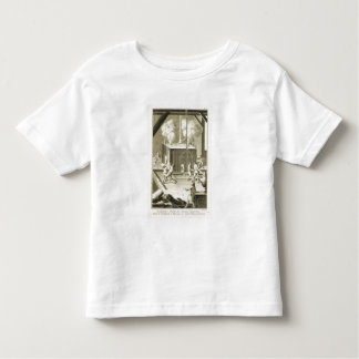A sculptor's foundry, from the 'Encyclopedie des S Toddler T-shirt