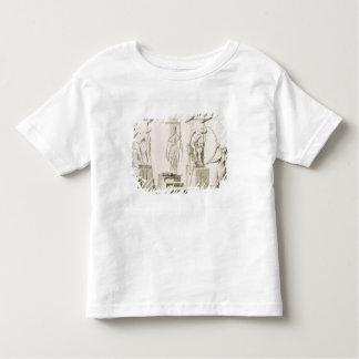 A Sculptor's Studio, c.1800 (engraving) Toddler T-shirt