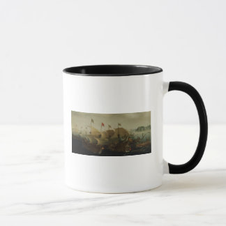 A Sea Action, possibly the Battle of Cadiz, 1596 Mug