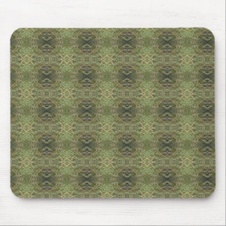 A Sea Dunes Pattern Mouse Pad