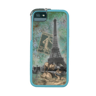A Sea Monster in Paris iPhone 5 Covers