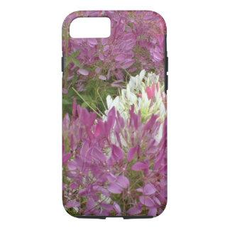 A sea of purple flowers in full bloom summertime iPhone 8/7 case