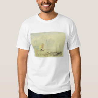 A Sea Piece - A Rough Sea with a Fishing Boat, 182 Tees