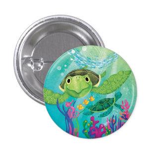 A Sea Turtle Rescue Button