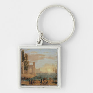 A Seaport, 1639 Keychains