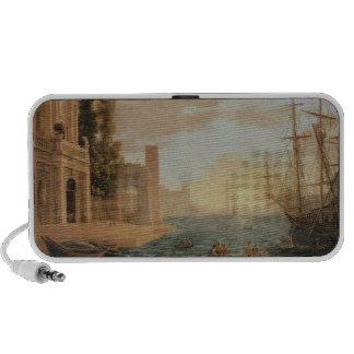 A Seaport, 1639 Speaker