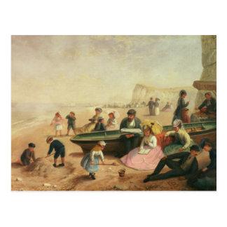 A Seaside Scene Postcards