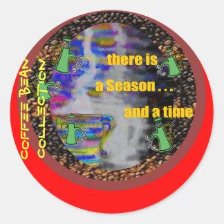a Season, a Time ~ Stickers