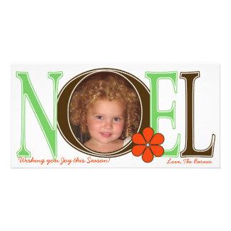 A Season for Noel Photo Card