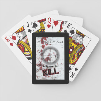 A Season to Kill Playing Cards