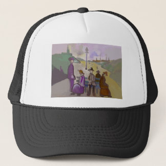 A SEAT IN THE PARK TRUCKER HAT