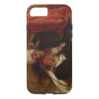 A Seated Turk, 1826 (oil on canvas) iPhone 7 Case