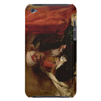 A Seated Turk, 1826 (oil on canvas) iPod Case-Mate Case