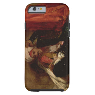 A Seated Turk, 1826 (oil on canvas) Tough iPhone 6 Case