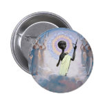 A Second Coming 2 Inch Round Button