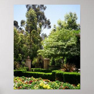 A Secret Garden Poster