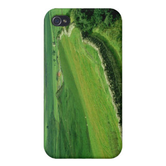 A section of Hadrian's Wall, 2nd century AD (stone iPhone 4/4S Cases