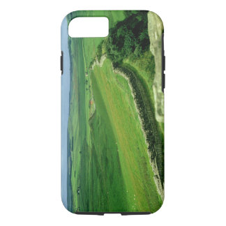 A section of Hadrian's Wall, 2nd century AD (stone iPhone 7 Case