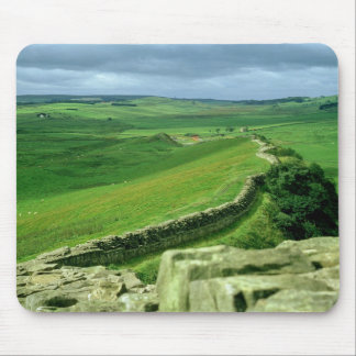A section of Hadrian's Wall, 2nd century AD (stone Mousepad