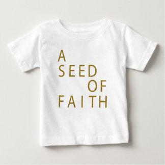 A Seed of Faith Baby T-Shirt