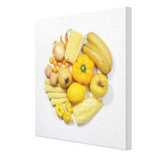 Vegetable Canvas Art & Prints | Zazzle