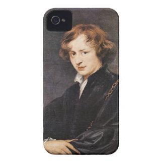 A self portrait by Antoon van Dyck iPhone 4 Case-Mate Case