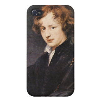 A self portrait by Antoon van Dyck iPhone 4 Cover