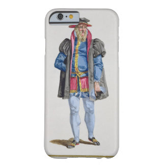 A Senator of Koln from 'Receuil des Estampes, Repr Barely There iPhone 6 Case