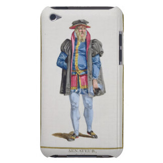 A Senator of Koln from 'Receuil des Estampes, Repr Barely There iPod Case