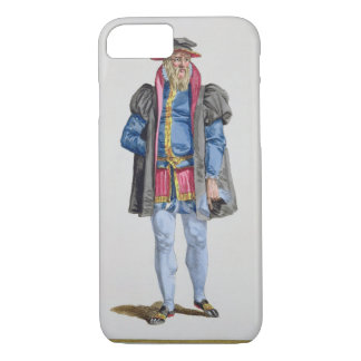 A Senator of Koln from 'Receuil des Estampes, Repr iPhone 8/7 Case