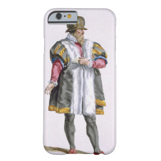 A Senator of Leipzig from 'Receuil des Estampes, R Barely There iPhone 6 Case