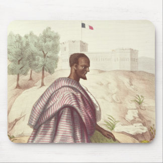 A Senegalese Marabout Mouse Pad