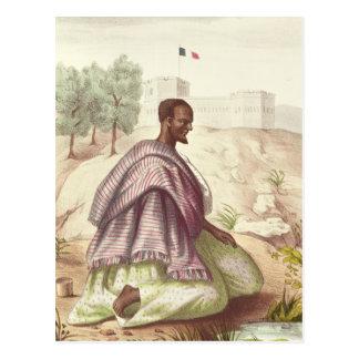 A Senegalese Marabout Postcard
