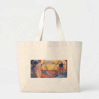 A Separate Dance Large Tote Bag
