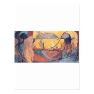 A Separate Dance Postcard