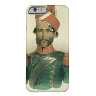 A Sepoy: an Indian Soldier in the French Battalion Barely There iPhone 6 Case