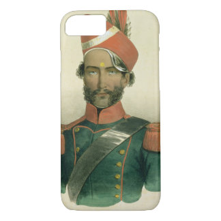 A Sepoy: an Indian Soldier in the French Battalion iPhone 8/7 Case
