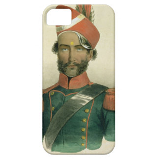A Sepoy: an Indian Soldier in the French Battalion iPhone SE/5/5s Case