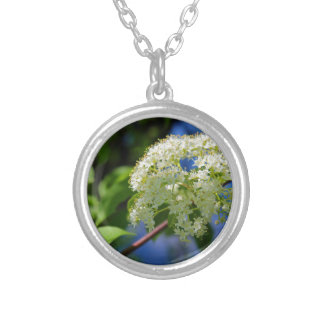 A Serendipitous Whisper Silver Plated Necklace