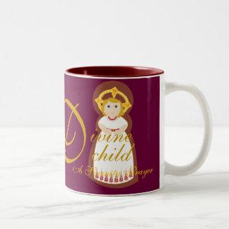 A Serenity Prayer Comfort Mug-Cust. Two-Tone Coffee Mug