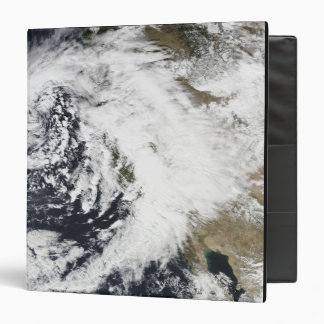 A series of strong storms with fierce winds binder
