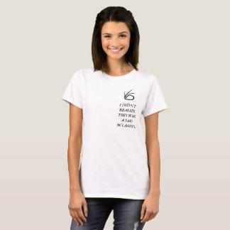 a series of unfortunate events - VFD T-Shirt