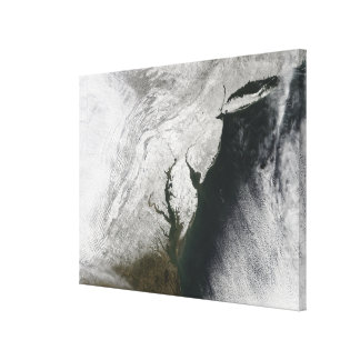 A severe winter storm gallery wrap canvas
